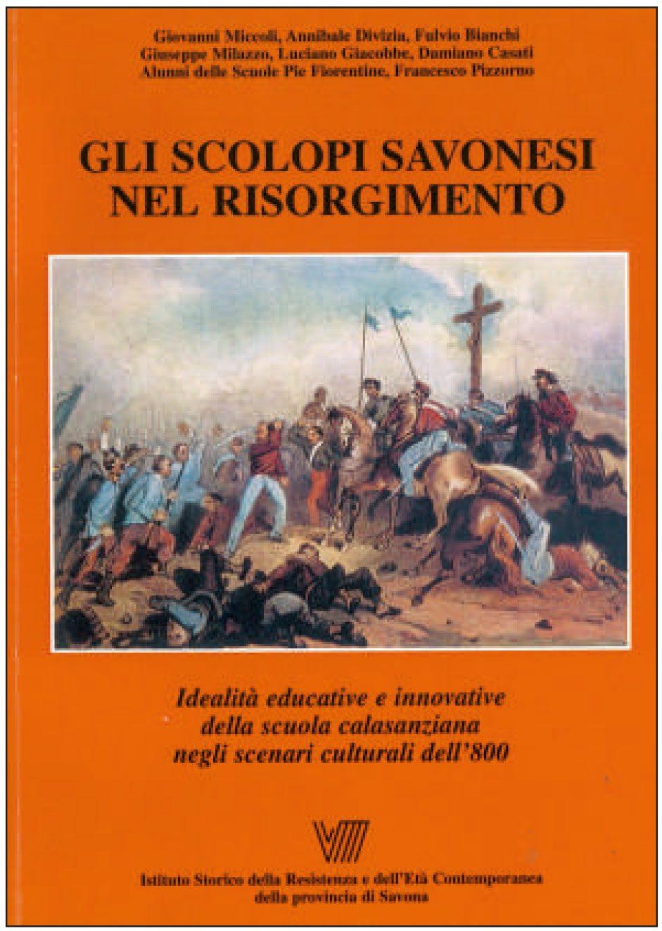 """Presentazione libro """"Gli Scolopi Savonesi nel Risorgimento ..."""